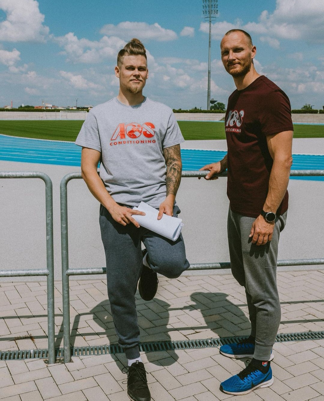 Martin Bielopotocký a Andrej Adamovič